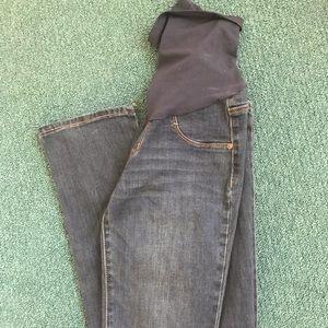 Indigo Blue maternity jeans never worn!